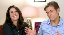'I'm only dating you if you're not dating anyone else': Dr. Oz had to meet Lisa's requirements before their disastrous first date