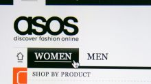 Asos Shares Fall Most Since Brexit