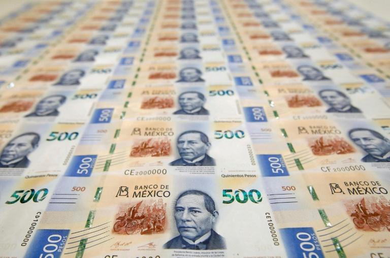Mexican Stock Exchange And Peso Crash