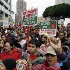 The Los Angeles Teachers Strike Puts Charter Schools Under The Microscope
