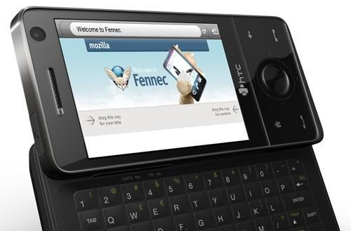 """Milestone release of Firefox Mobile """"Fennec"""" goes live on the Touch Pro"""