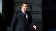 Manafort asks U.S. court for release to attend New York funeral
