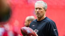 OC Dirk Koetter, OL coach Chris Morgan among slew of Falcons coaches not retained by Arthur Smith
