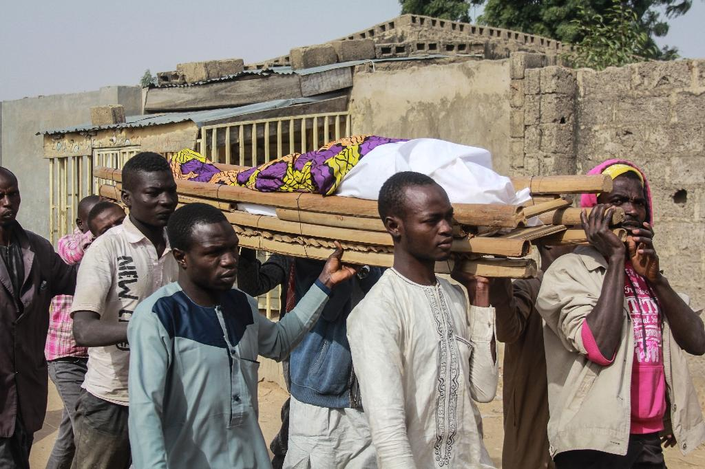 Attacks by Boko Harma in Nigeria have persisted, such as a deadly one in the village of Sajeri