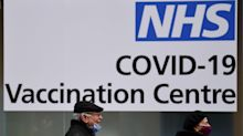 Nearly a quarter of NHS staff in London are refusing Covid vaccines