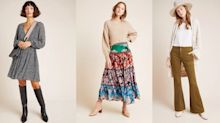Anthropologie is having a pre-spring sale — score up to 40% off these styles