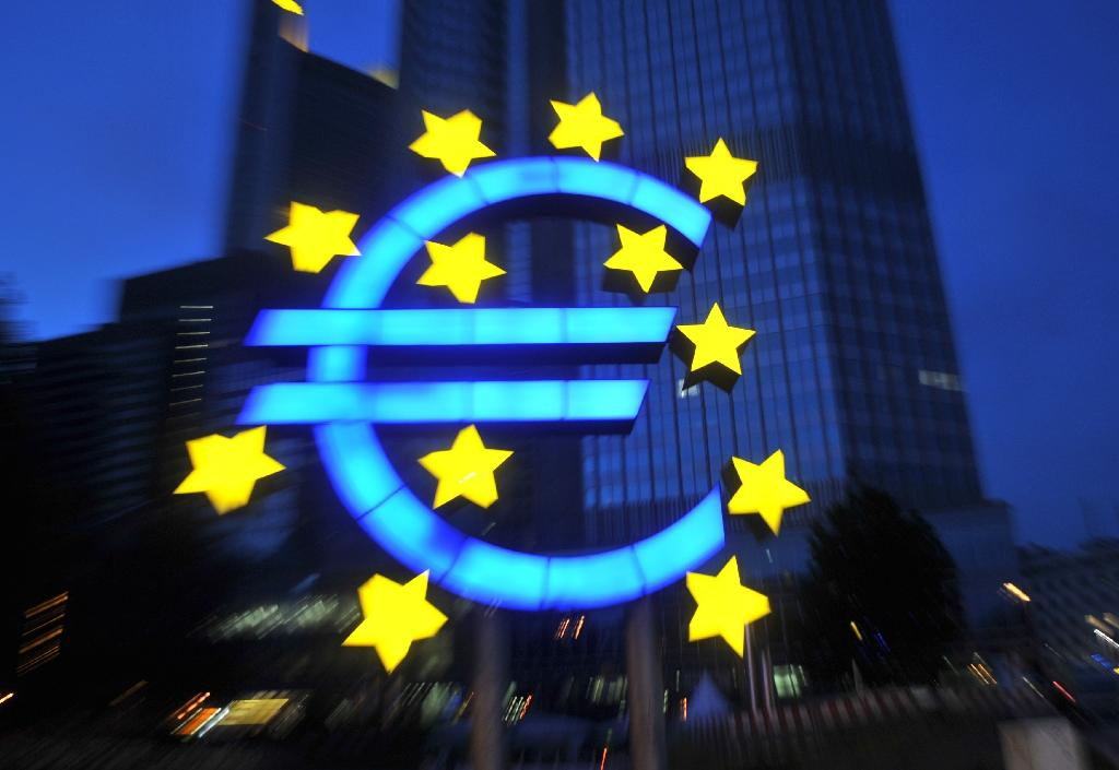 The ECB was barely a decade old when the crisis hit (AFP Photo/DOMINIQUE FAGET)