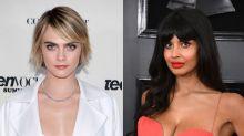 """Cara Delevingne verteidigt Karl Lagerfeld nach """"Frauenfeind""""-Kritik von Jameela Jamil"""
