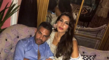 Karisma Kapoor's ex-husband Sunjay Kapur and wife Priya Sachdev make for a perfect couple in these PICS