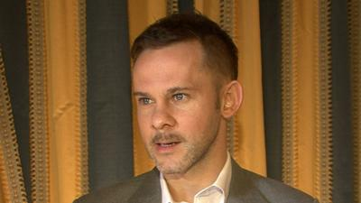 Dominic Monaghan Talks BBC America's 'Wild Things'