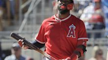 Ballard product Jo Adell singles in first major league at-bat with Los Angeles Angels