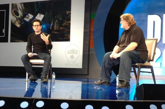 Newell: Valve looking to make Portal or Half-Life movie with J.J. Abrams