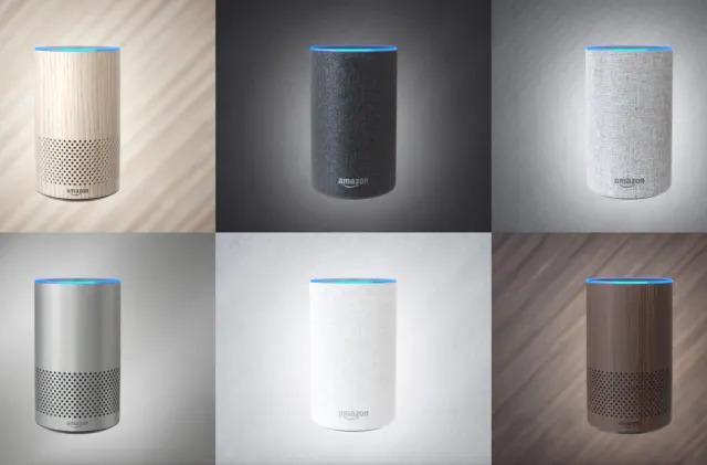 Amazon's redesigned Echo features improved sound, Alexa smarts