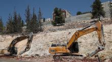 Israel builds settlements 'at high rate': UN