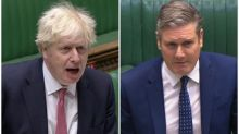 PMQs review: Keir Starmer comes out fighting... and KOs Boris Johnson's curfew