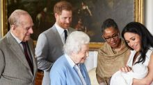 Archie Harrison's title: Meghan Markle and Prince Harry's baby WILL become a Prince - once Charles is King