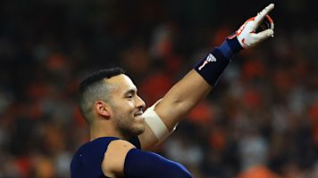 Correa hits walk-off homer as Astros level ALCS with Yankees