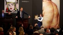 Sotheby's Contemporary Art Sales This Week in London Total $144 Million