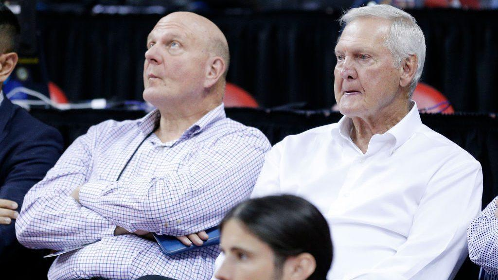 Clippers executive Jerry West: 'I've never been around any organization that is better than this one'