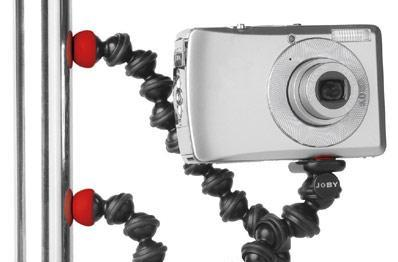 Joby demonstrates brilliance with Gorillapod Magnetic flexible tripod
