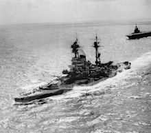 America's Battleships Played A Big Role In Bringing Japan Down After Pearl Harbor