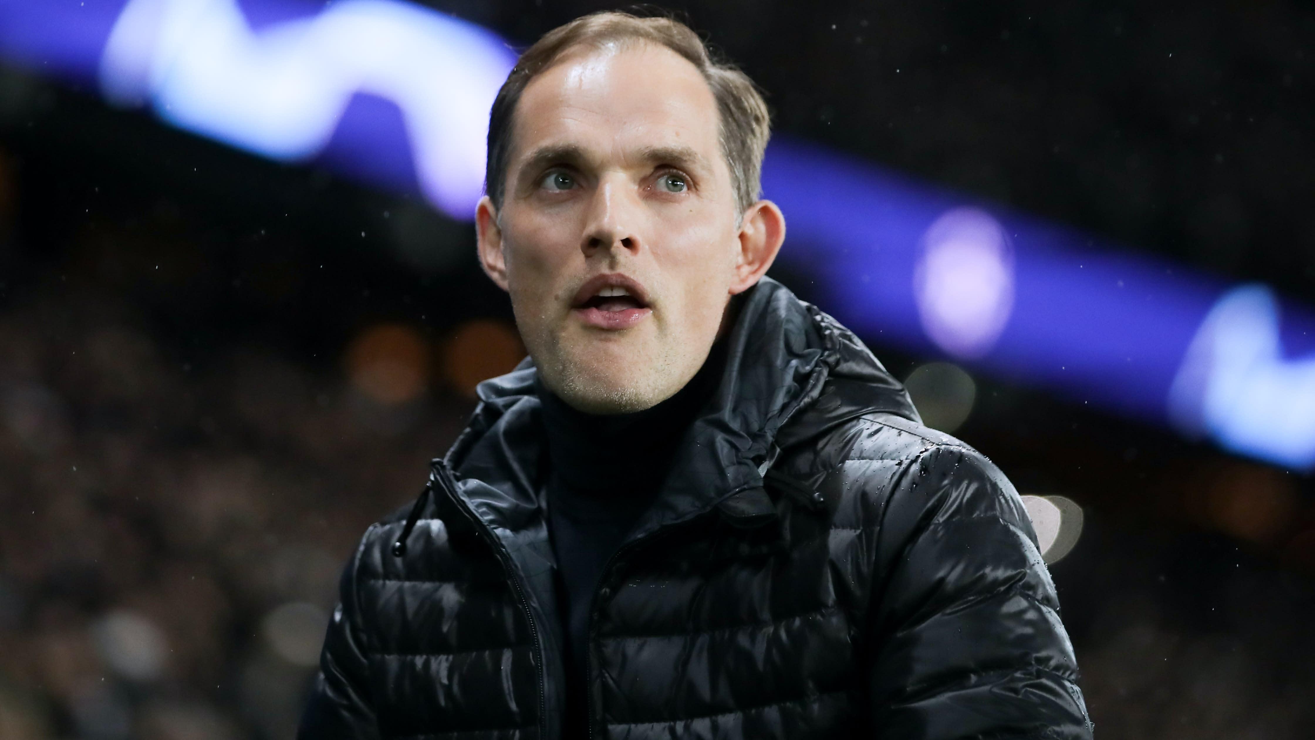 Thomas Tuchel aware of threat from Marcus Rashford and PSG great Edinson Cavani