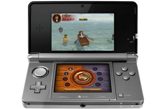 Lego Pirates of the Caribbean coming to 3DS with exclusive StreetPass feature