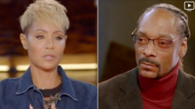 Jada Pinkett Smith confronts Snoop Dogg after he threatened Gayle King: 'My heart dropped'