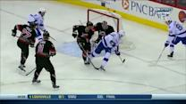 Mark Barberio scores his first NHL goal