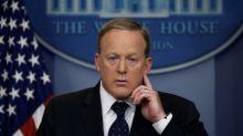 Sean Spicer's 'DWTS' casting sparks backlash: 'More like dancing to fascism'