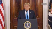 Trump must turn over tax returns, does not deserve immunity, Manhattan's top prosecutor says