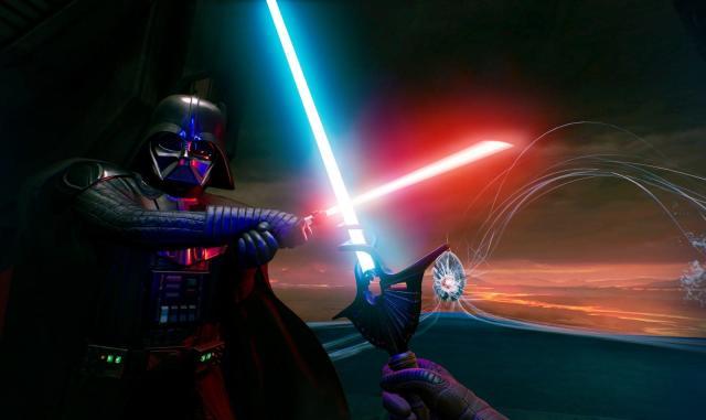 Face Darth Vader himself in the final episode of his Oculus VR saga