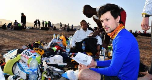 Marathon des Sables - Marathon des Sables 2017 : Itinéraire d'un «apprenti aventurier»