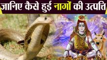 Nag Panchami 2020: Why did Lord Shiva wear a snake and what is the origin of snakes