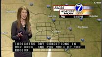 Holly's Warm, Windy Forecast