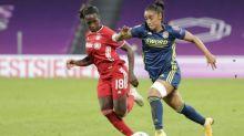 Foot - ALL (F) - Viviane Asseyi buteuse pour sa première en Bundesliga féminine avec le Bayern Munich