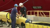 Searching for MH370: Bluefin-21