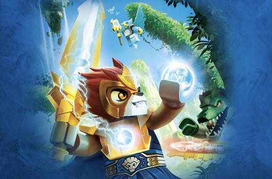 'Lego: Legends of Chima' builds a new world across three games