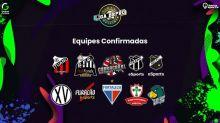 Torneio 11vs11 de futebol digital terá dez times oficiais do futebol brasileiro