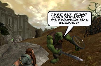 Checking in with the Warhammer Online Beta - Part II