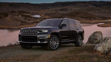 2021 Jeep Grand Cherokee L priced, will top out at $66,985