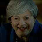 Andy Serkis reprises Theresa May-Gollum following Brexit vote
