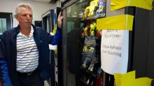 Spree of vending machine thefts targeting schools, arenas