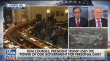 Chris Wallace Schools Ken Starr: Trump Impeachment 'Much Bigger' Than Clinton's Sex Lies Were