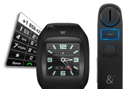 Kempler & Strauss W PhoneWatch is everything we ever wanted in life