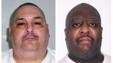 Arkansas carries out 1st double execution in US since 2000
