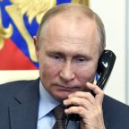 Putin signs Russia's nuclear deterrent policy
