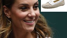 The Duchess of Cambridge's £46 Sebago boat shoes are still in stock