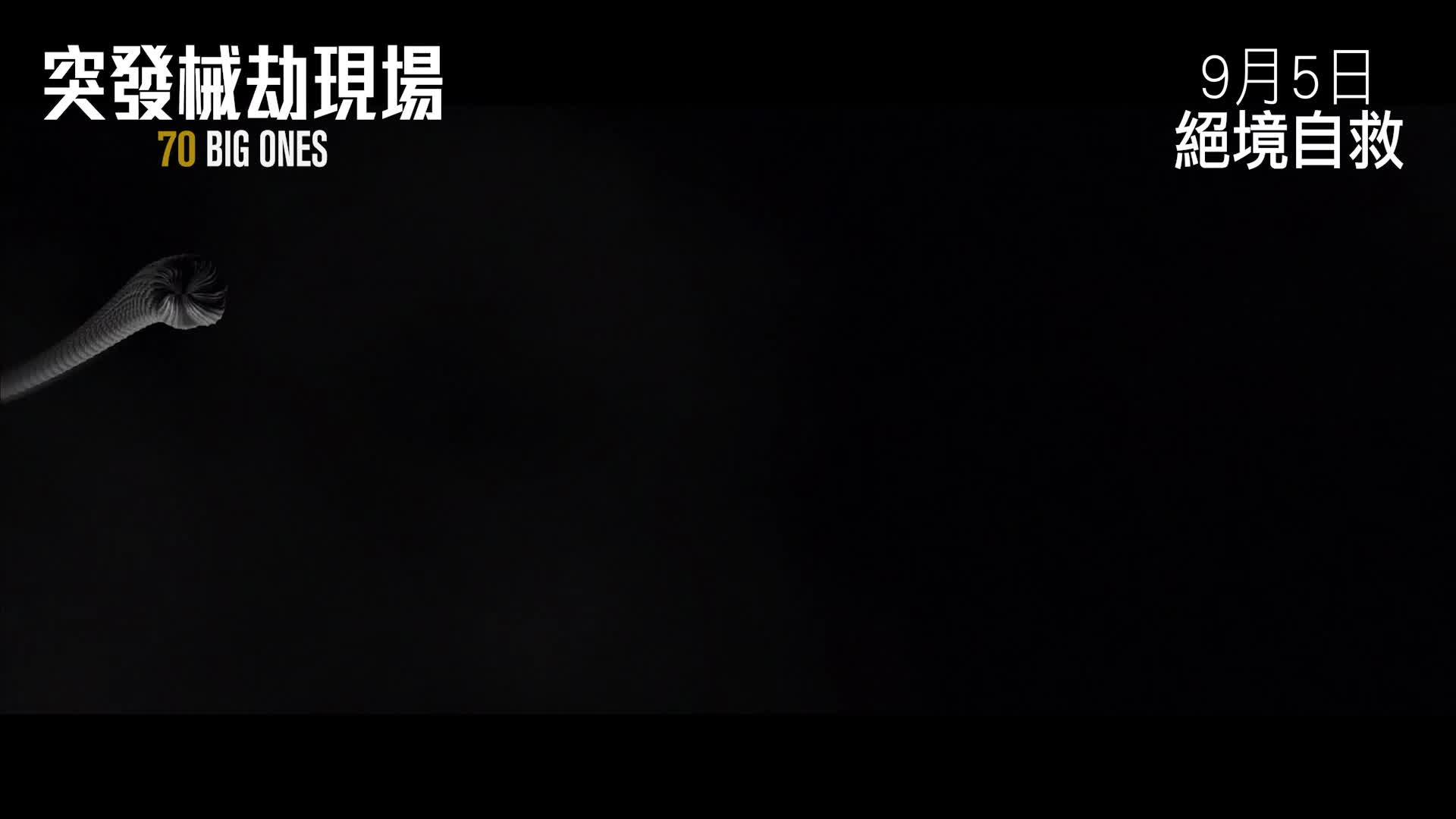 《突發械劫現場》電影預告