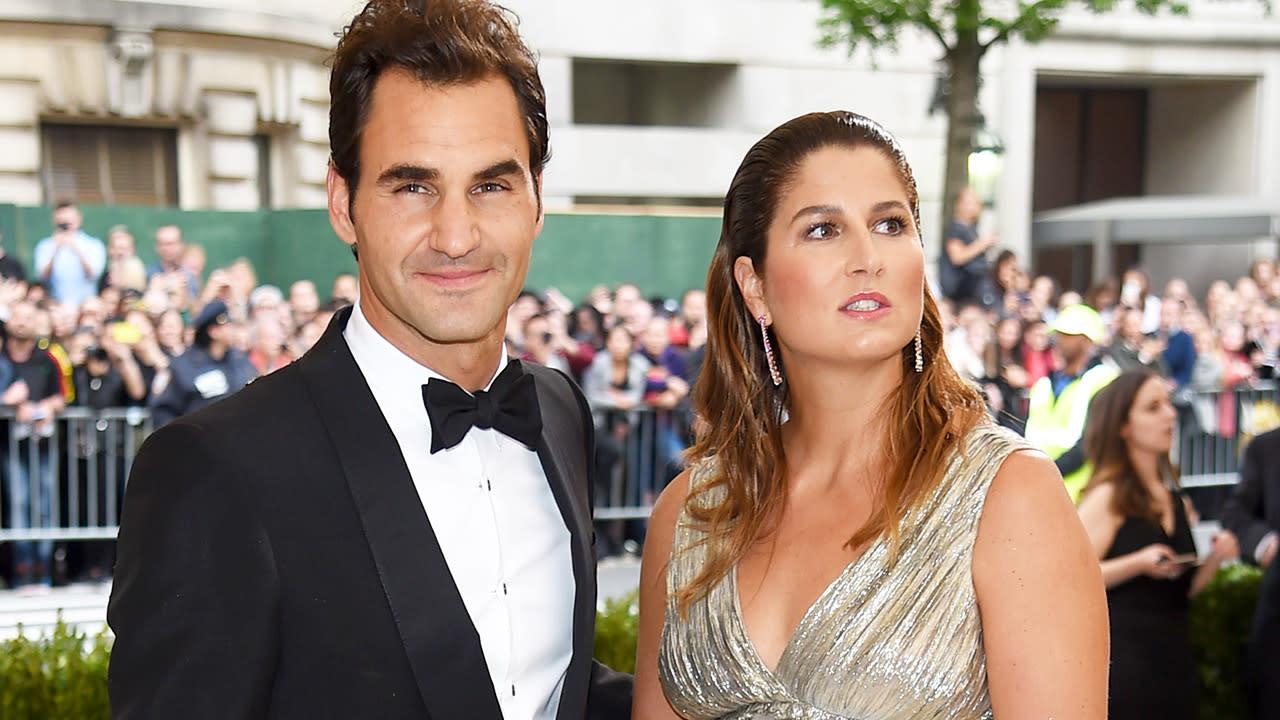 'Maybe we'll break up': Roger Federer hails wife's stunning sacrifice